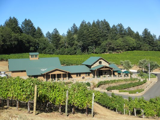 Winemaker Interview Sally Johnson Blum Of Pride Mountain Vineyards